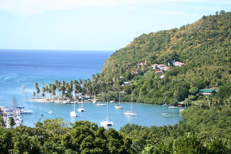 Error Fare Flight London to St Lucia