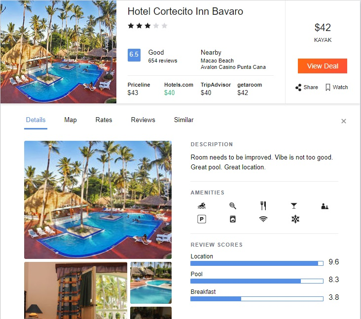 Low Cost Accommodation Punta Cana