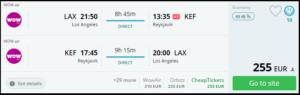 cheap flight-ticket-reykjavik
